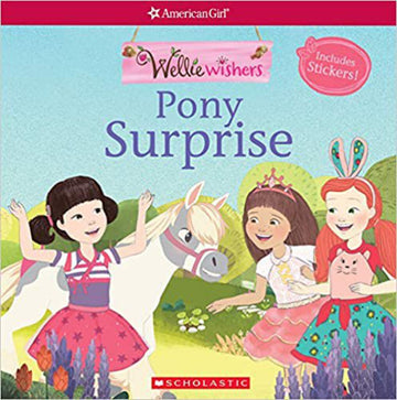 WellieWishers Pony Surprise (American Girl)