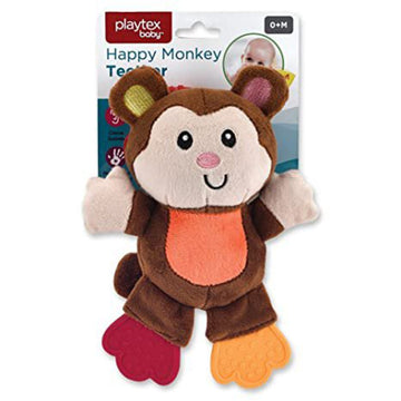 Playtex Baby Happy Monkey Teether