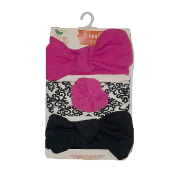 Yoga Sprouts headbands 3pk