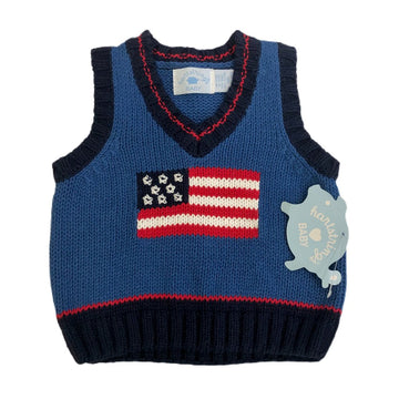 NEW Hartstrings sweater vest, 18 months