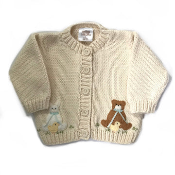 Victoria Kids sweater, 3-6 months