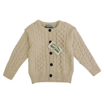 NEW Aran Crafts sweater, 2-3