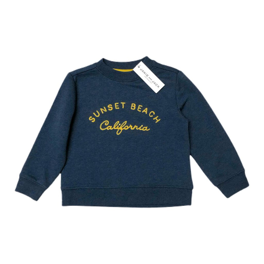 NEW Janie and Jack sweatshirt, 3