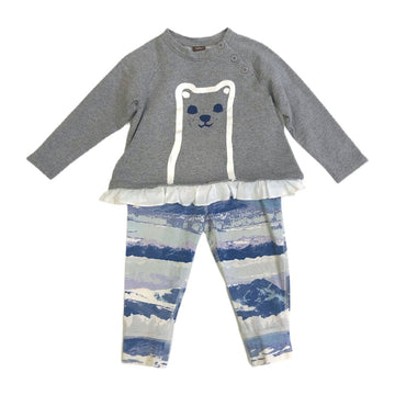Tea outfit, 12-18 months