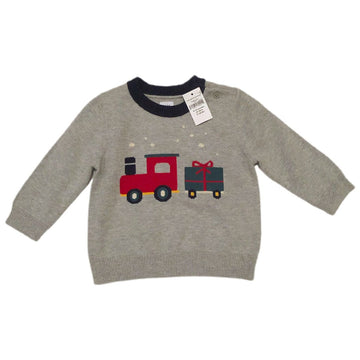 NEW Gap sweater, 6-12 months