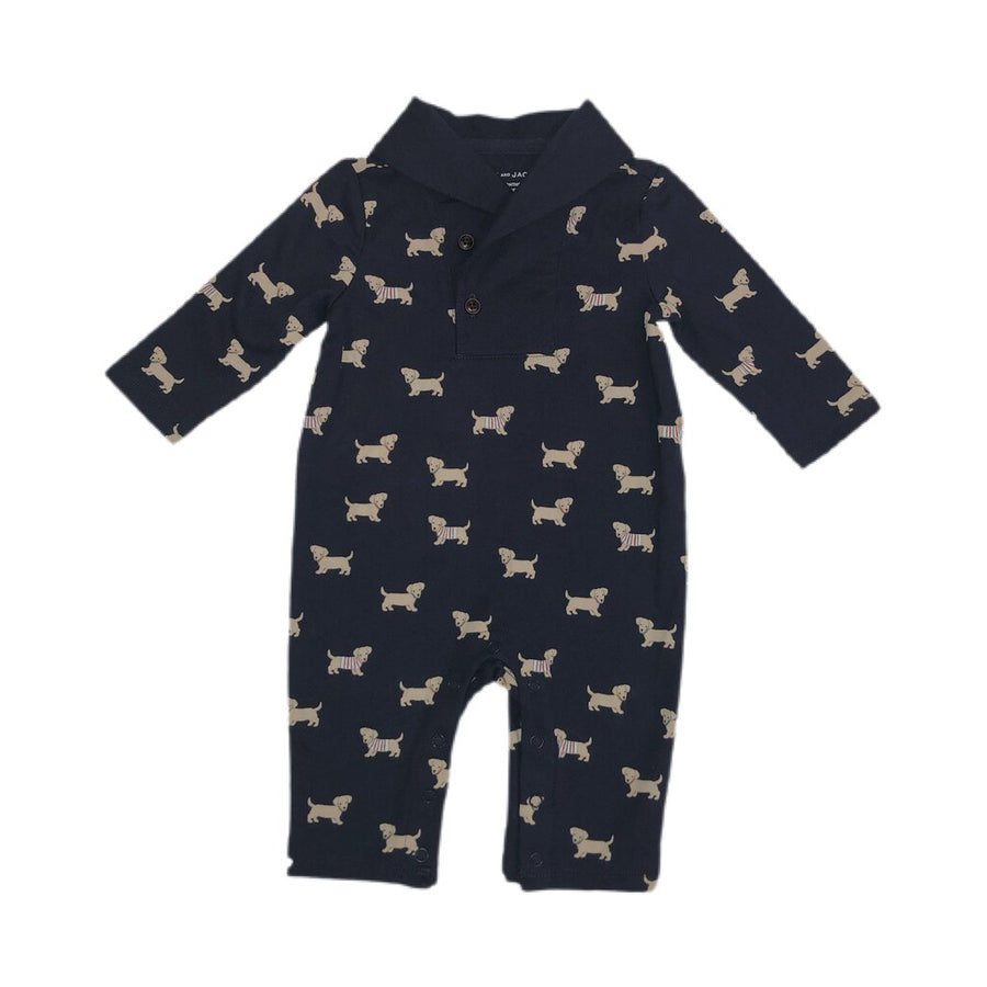 NEW Janie and Jack romper, 0-3 months