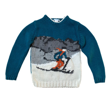 Janie and Jack sweater, 6
