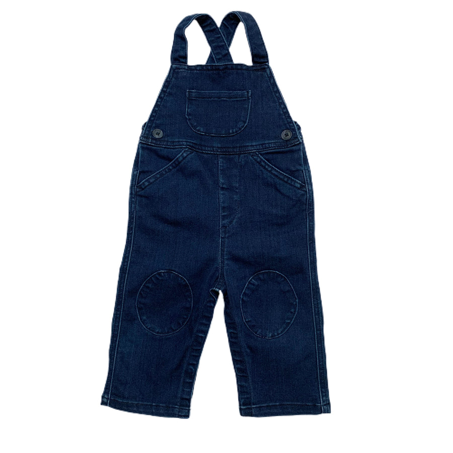 Hanna Andersson overalls, 75 (US 12-18 months)