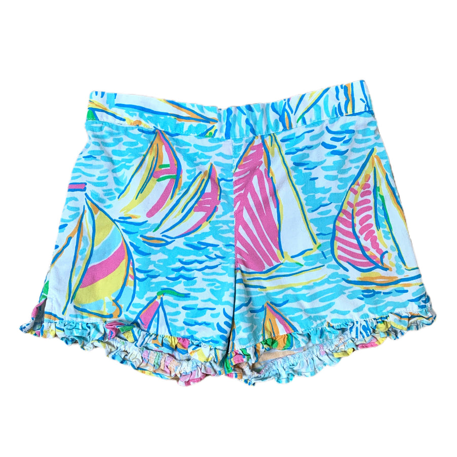 Lilly Pulitzer shorts, 4-5
