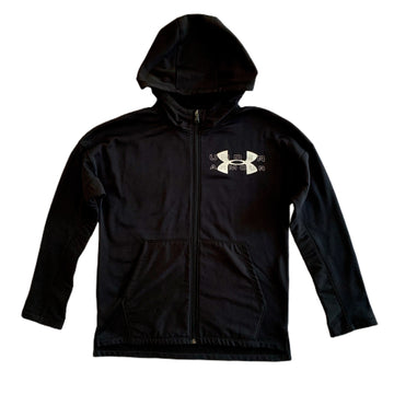 Under Armour zip-up, XL