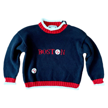 Red Sox sweater, 3T