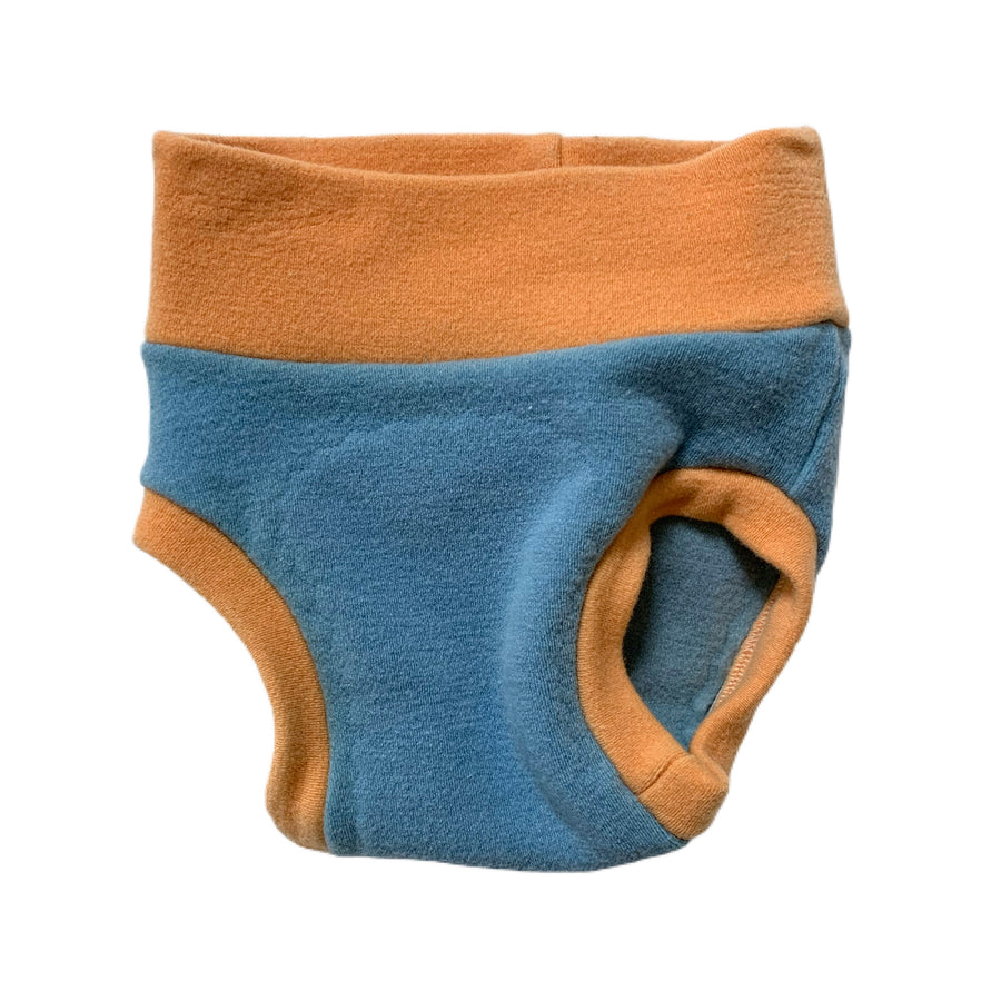 Wild Coconut Wear diaper cover, M