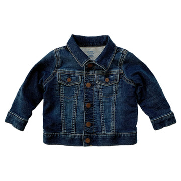 Gap denim jacket, 12-18 months