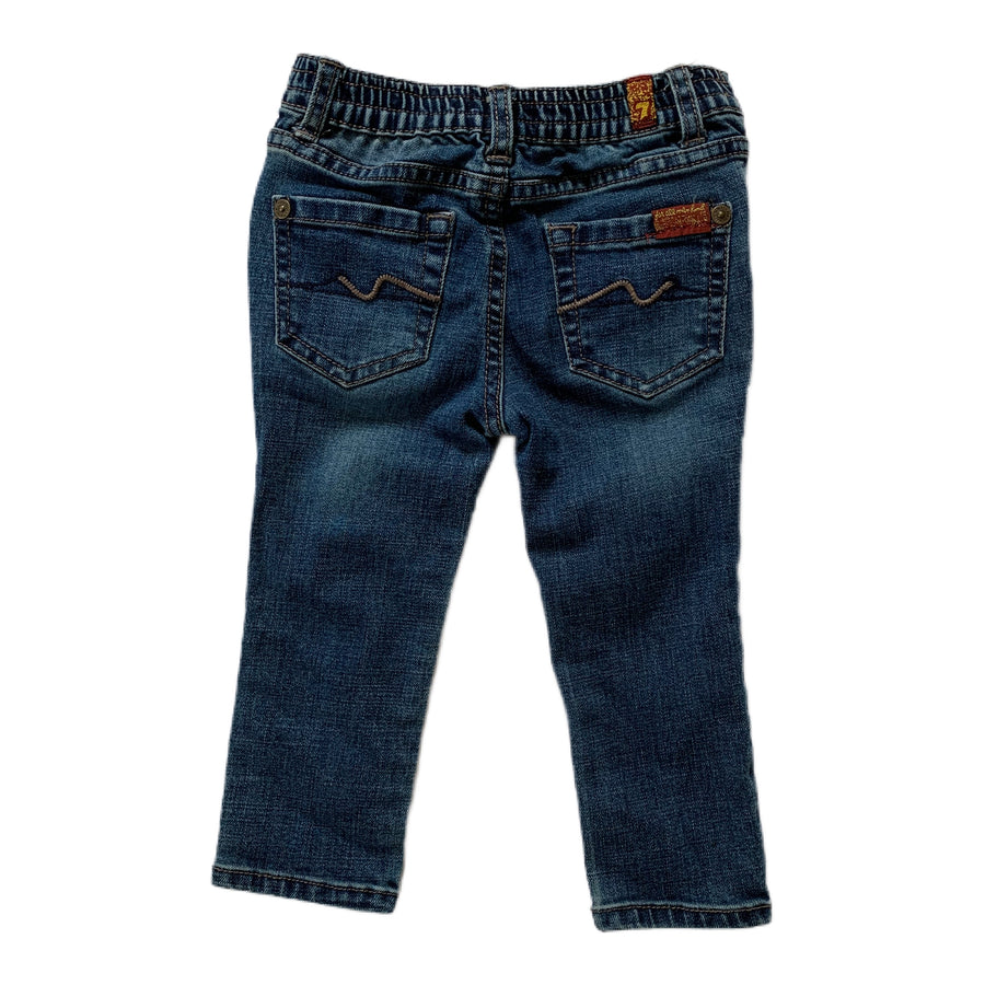 7 for All Mankind jeans, 18 months