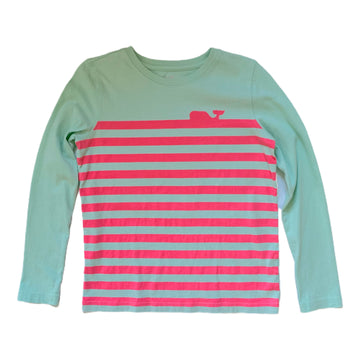Vineyard Vines top, 7-8