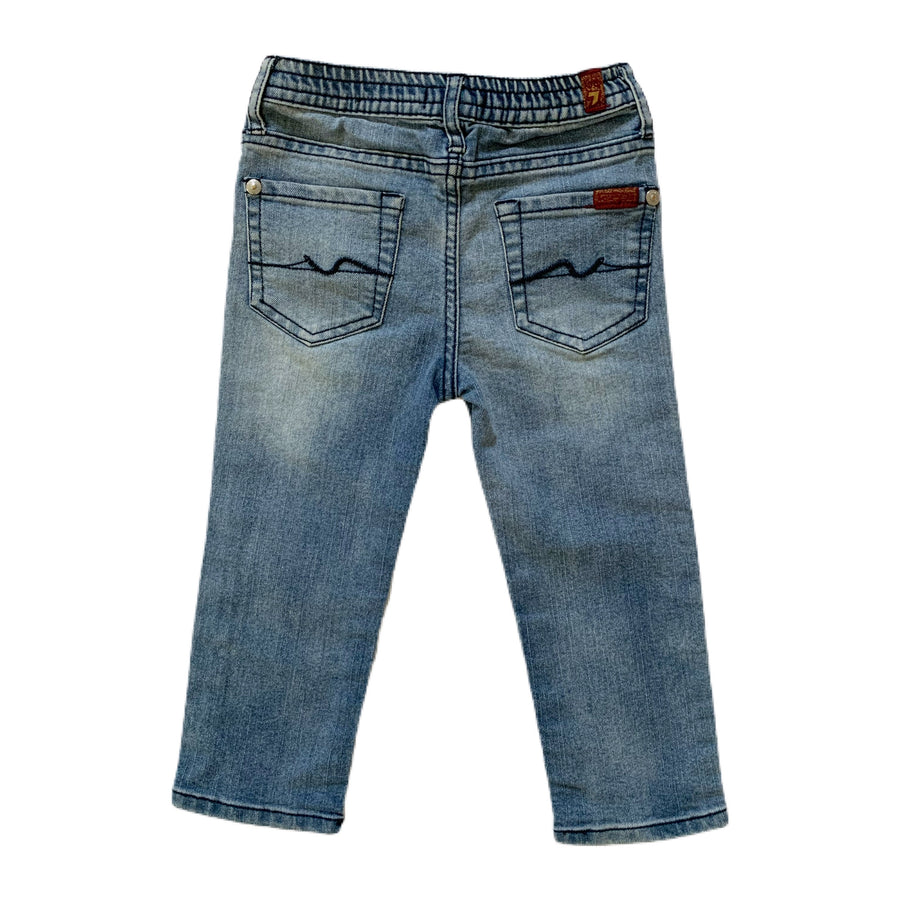 7 for All Mankind jeans, 24 months