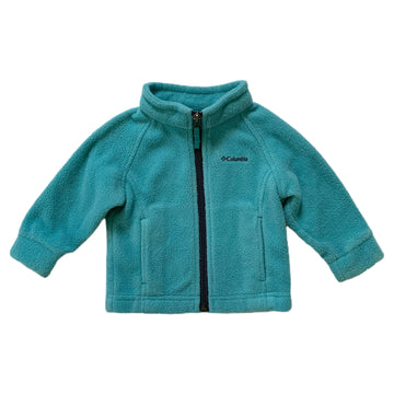 Columbia fleece, 3-6 months
