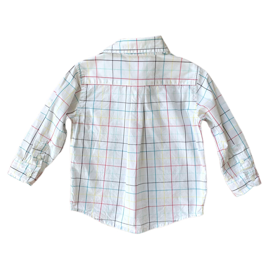Janie and Jack shirt, 12-18 months