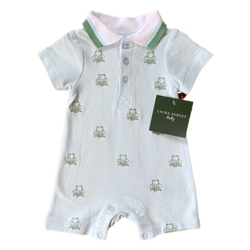 NEW Laura Ashley onesie, 0-3 months