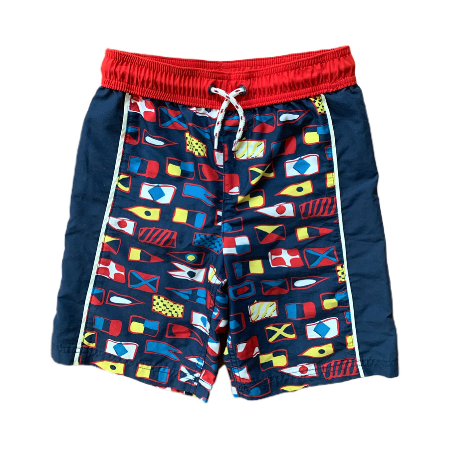 Lands' End swim trunks, 8