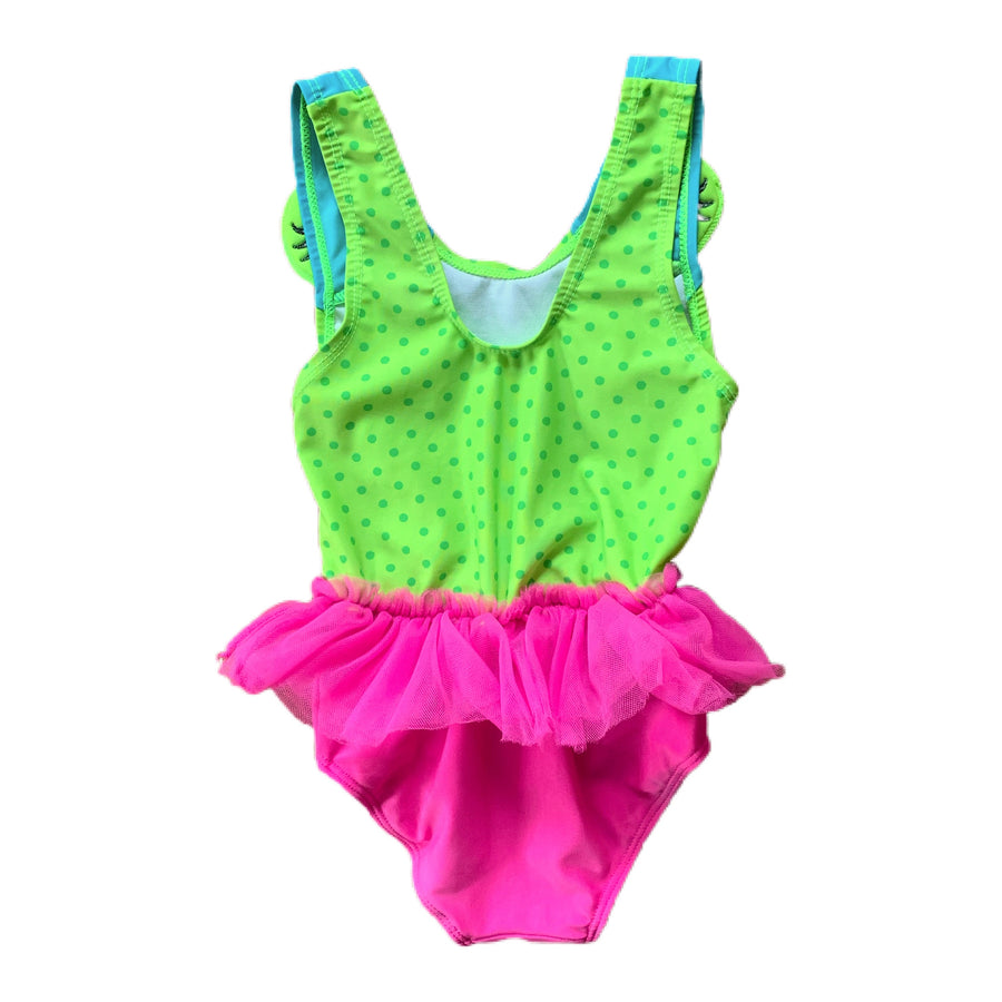 Candlesticks swimsuit, 4T