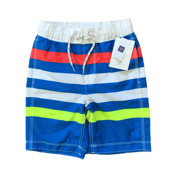 NEW Gap swim trunks, 6-7