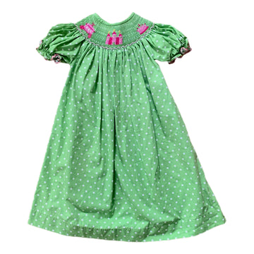 Marjorie's Daughter dress, 4