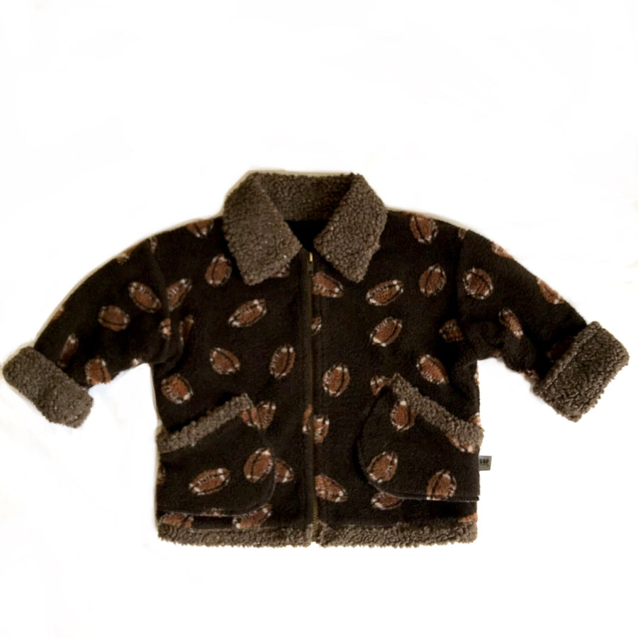 Corky & Company fleece jacket, 3T