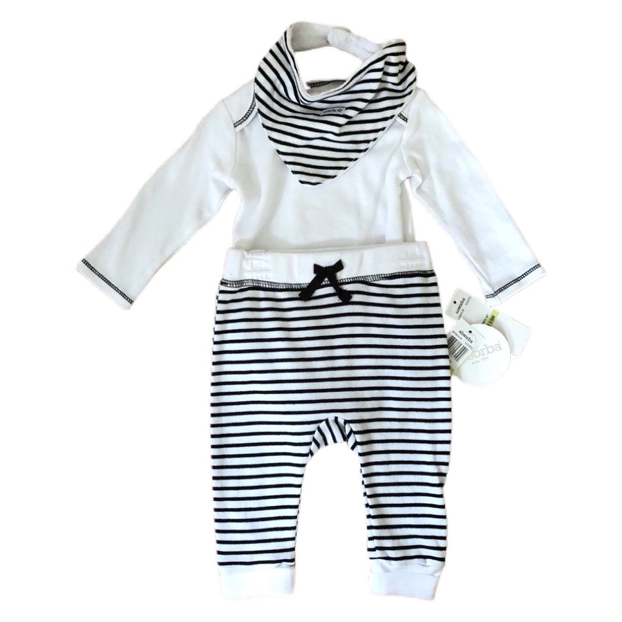 NEW Absorba outfit, 3-6 months