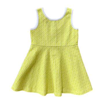 Janie and Jack dress, 2T
