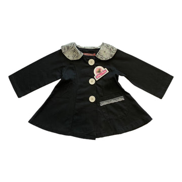 NEW Jelly the Pug coat, 4T