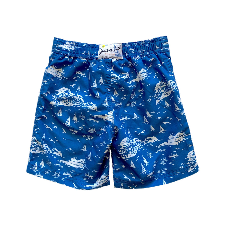 NEW Janie and Jack swim trunks, 3