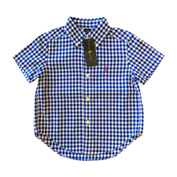 NEW Ralph Lauren shirt, 2/2T