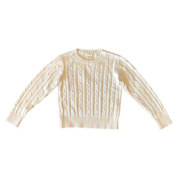 Olive Juice sweater, L