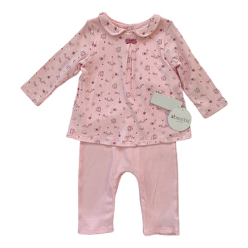 NEW Absorba outfit, 6-9 months