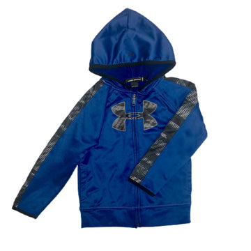 Under Armour zip-up, 4T