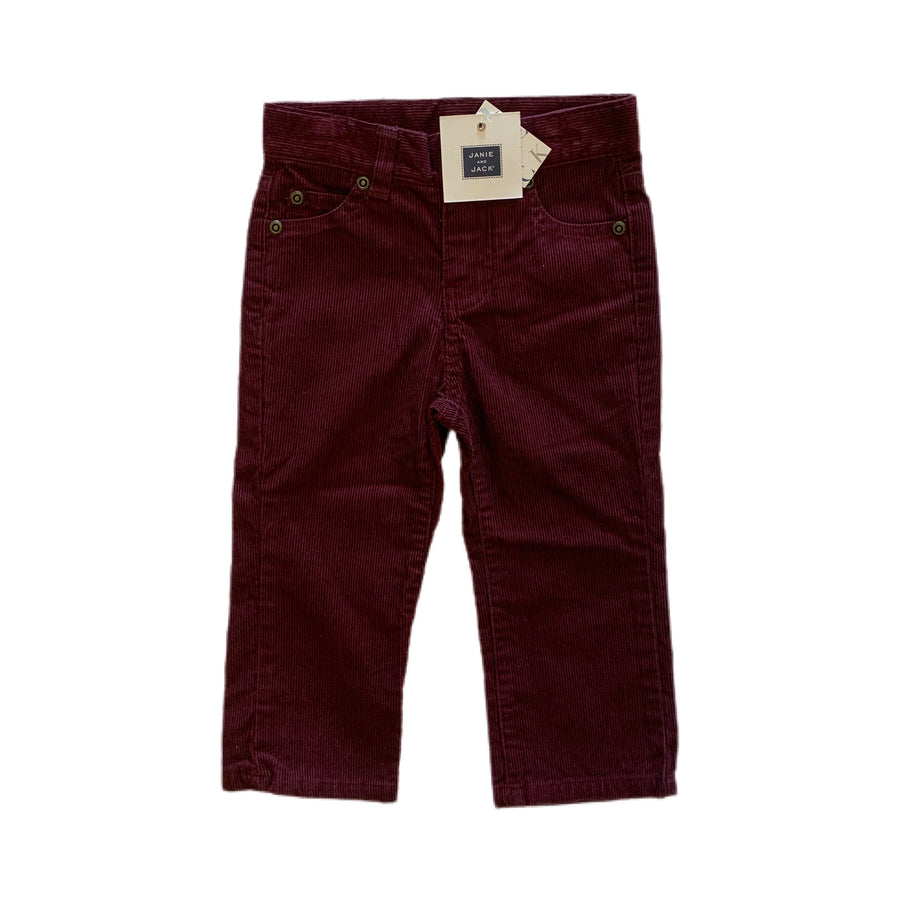 NEW Janie and Jack pants, 18-24 months