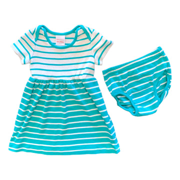 Hanna Andersson dress, 80 (US 18-24 months)