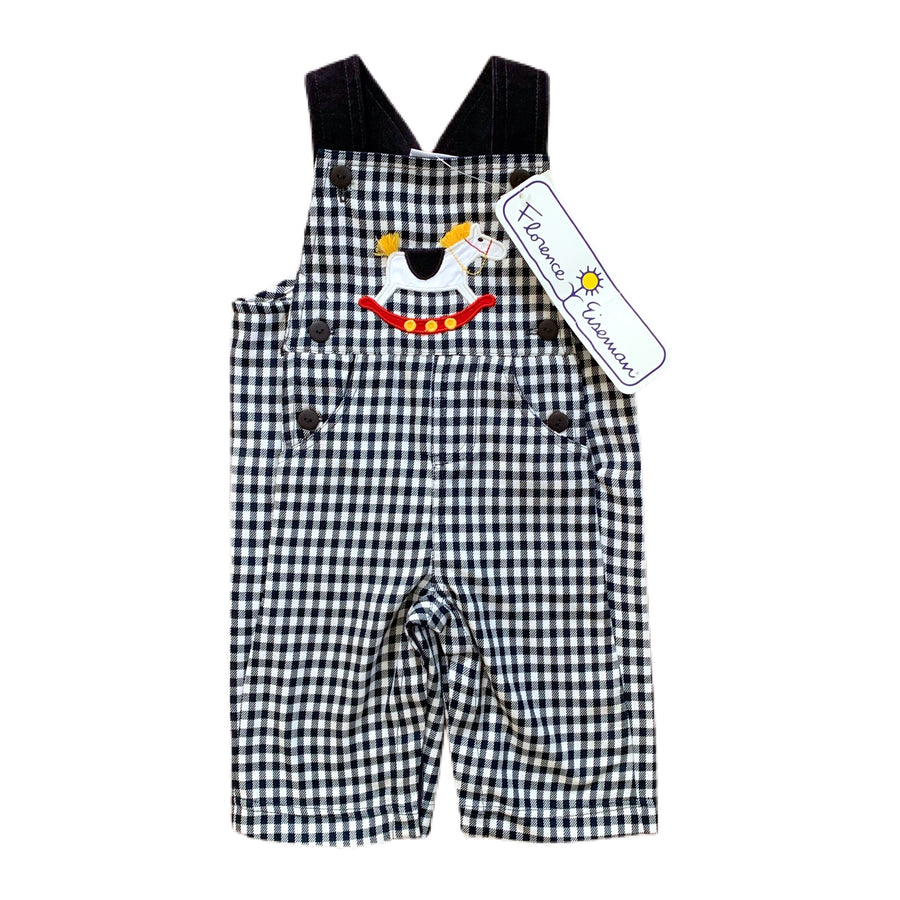 NEW Florence Eiseman overalls, 9 months