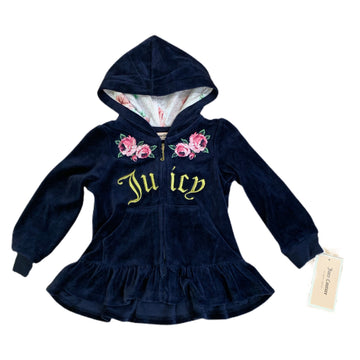 NEW Juicy Couture zip-up, 18 months