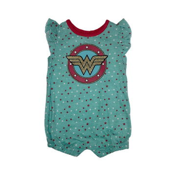 Wonder Woman onesie, 0-3 months