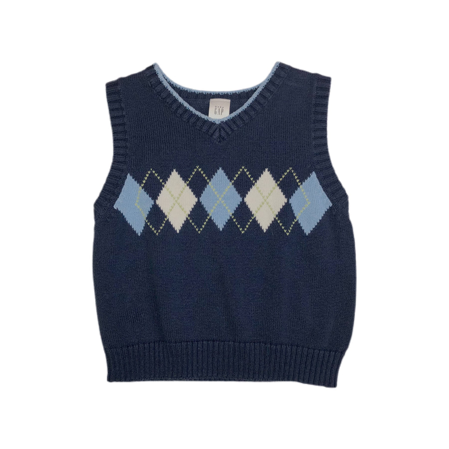 Gap sweater vest, 3-6 months
