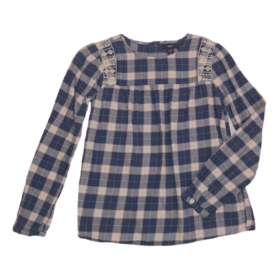 Gap blouse, 10