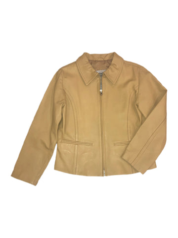 Vecchio Ponte leather jacket, 12