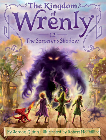 The Kingdom of Wrenly Book 12: The Sorcerer's Shadow