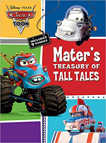 Disney Cars Toon: Mater's Treasury of Tall Tales