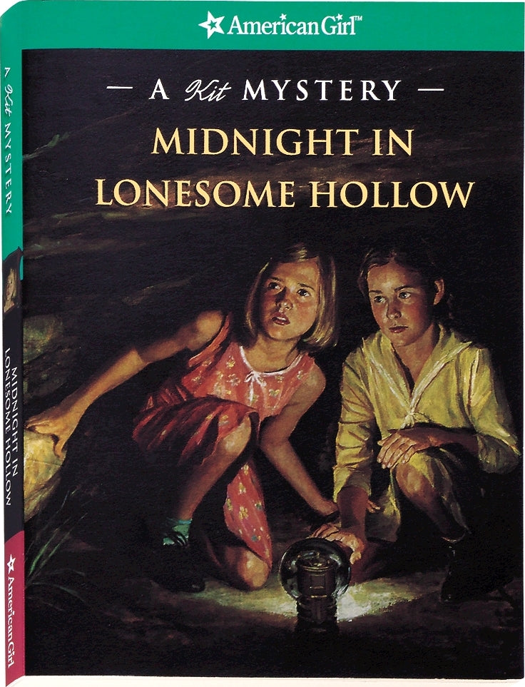 Midnight in Lonesome Hollow: A Kit Mystery (American Girl)