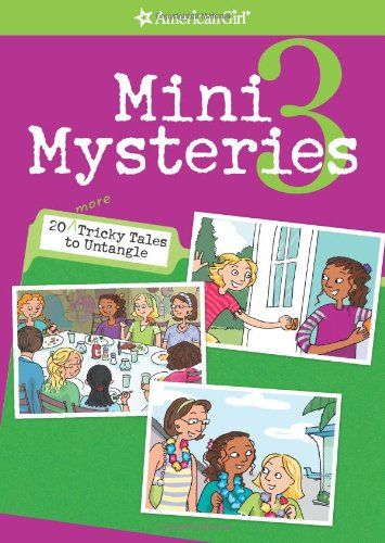Mini Mysteries 3 (American Girl)