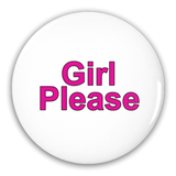 Drag Queens Galore Pin-Back Buttons