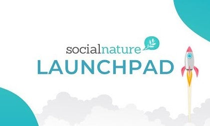 Social Nature Launchpad Natural Products Made in Canada New Brand